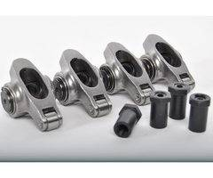 Polished Stainless Steel Roller Rocker Arms